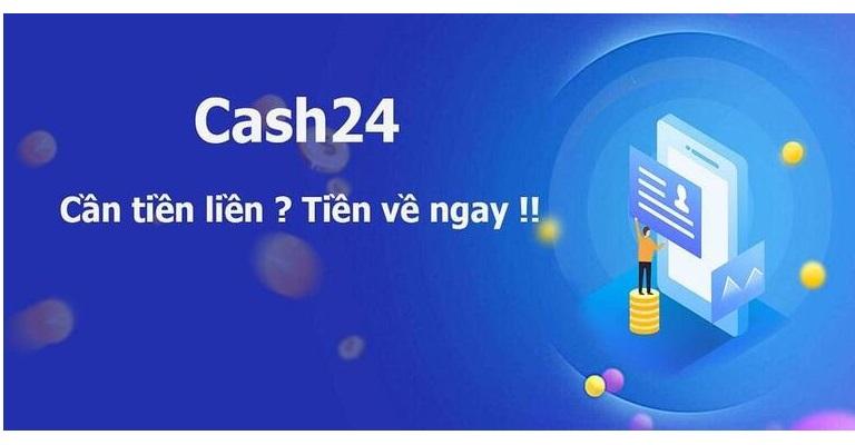 vay tiền cash24 cmnd